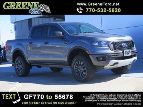2021 Ford Ranger for sale at Nerd Motive, Inc. - NMI in Atlanta GA