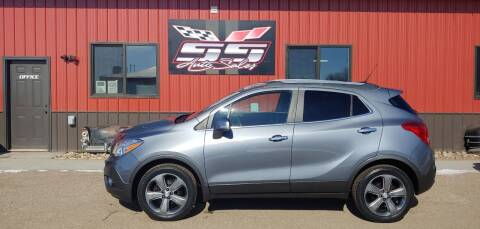 2014 Buick Encore for sale at SS Auto Sales in Brookings SD