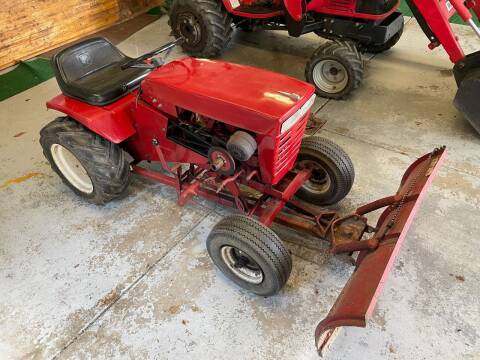 1965 Wheel Horse  Model 1055  Lawn and Garden  for sale at Arnold Motor Company in Houston PA