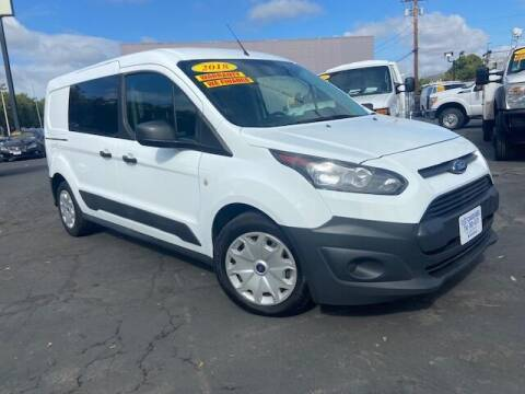 2018 Ford Transit Connect Cargo for sale at Auto Wholesale Company in Santa Ana CA