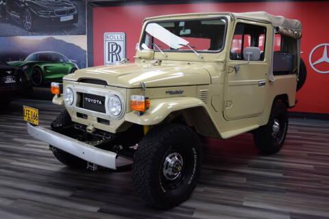 1978 Toyota Land Cruiser for sale at Icon Exotics in Houston TX