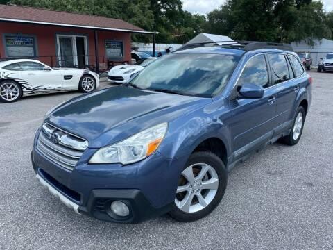 2013 Subaru Outback for sale at CHECK AUTO, INC. in Tampa FL