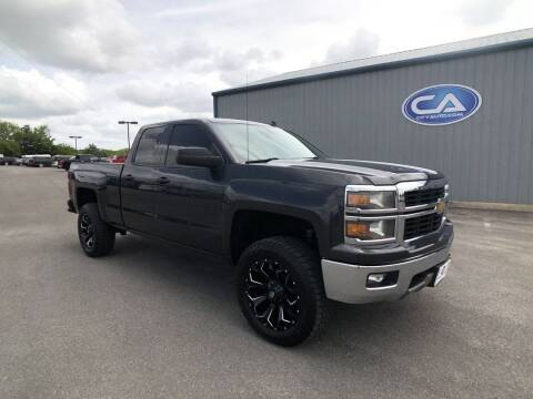 2014 Chevrolet Silverado 1500 for sale at City Auto in Murfreesboro TN