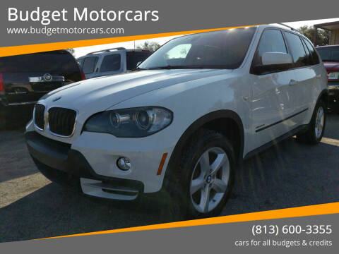 2010 BMW X5 for sale at Budget Motorcars in Tampa FL