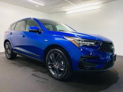 2021 Acura RDX for sale at Champagne Motor Car Company in Willimantic CT