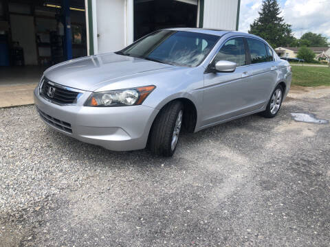 2009 Honda Accord for sale at Purpose Driven Motors in Sidney OH