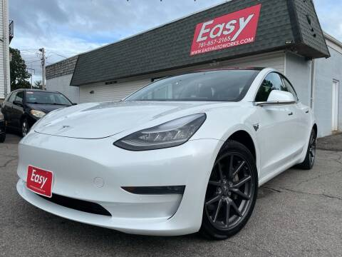 2019 Tesla Model 3 for sale at Easy Autoworks & Sales in Whitman MA