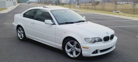 2004 BMW 3 Series for sale at BOOST MOTORS LLC in Sterling VA