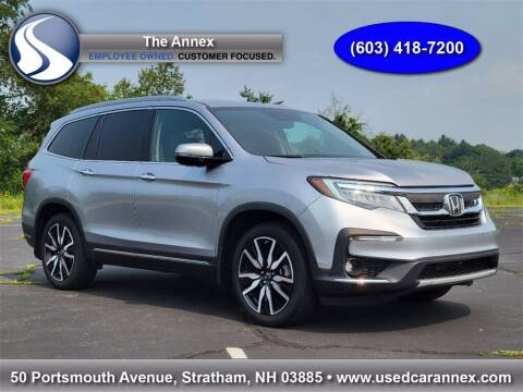 2019 Honda Pilot for sale at The Annex in Stratham NH