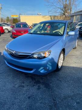 2011 Subaru Impreza for sale at Certified Motors in Bear DE
