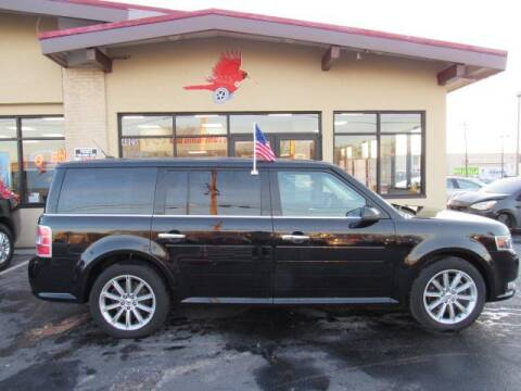 2018 Ford Flex for sale at Cardinal Motors in Fairfield OH