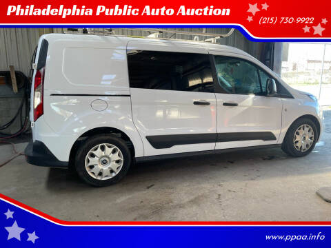 2015 Ford Transit Connect Cargo for sale at Philadelphia Public Auto Auction in Philadelphia PA