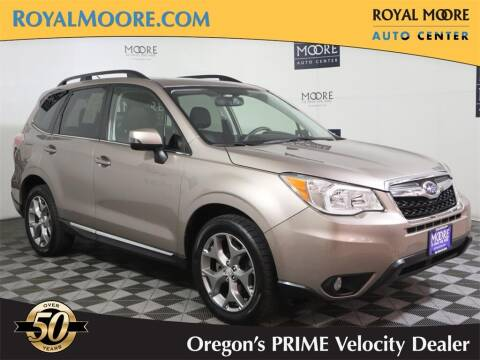 2015 Subaru Forester for sale at Royal Moore Custom Finance in Hillsboro OR