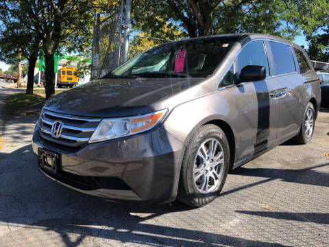 2011 Honda Odyssey for sale at Deleon Mich Auto Sales in Yonkers NY