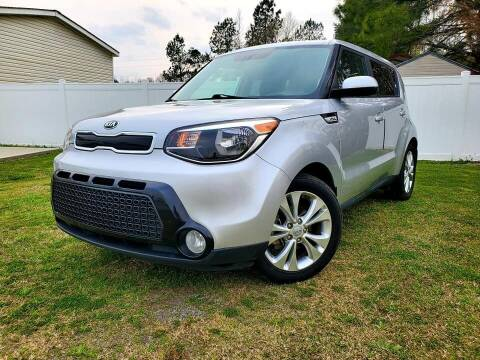 2016 Kia Soul for sale at Real Deals of Florence, LLC in Effingham SC