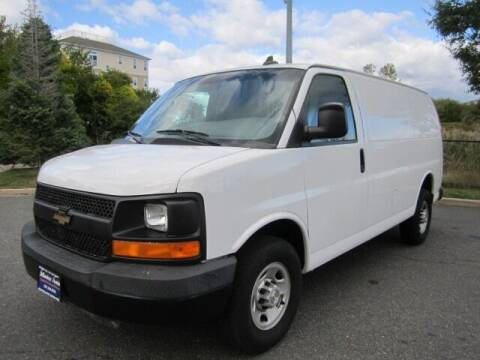 2017 Chevrolet Express Cargo for sale at Master Auto in Revere MA