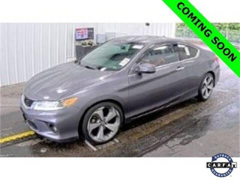 2014 Honda Accord for sale at LAKESIDE MOTORS, INC. in Sachse TX