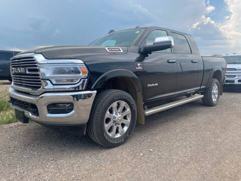 2019 RAM Ram Pickup 2500 for sale at FAST LANE AUTOS in Spearfish SD