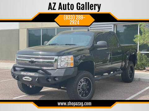 2011 Chevrolet Silverado 1500 for sale at AZ Auto Gallery in Mesa AZ