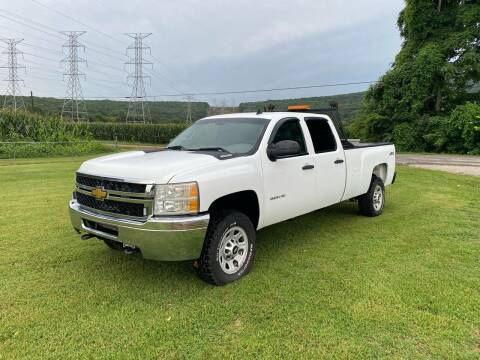 2013 Chevrolet Silverado 3500HD for sale at Tennessee Valley Wholesale Autos LLC in Huntsville AL