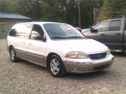 2003 Ford Windstar for sale at WEINLE MOTORSPORTS in Cleves OH