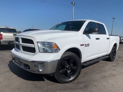 2016 RAM Ram Pickup 1500 for sale at Superior Auto Mall of Chenoa in Chenoa IL