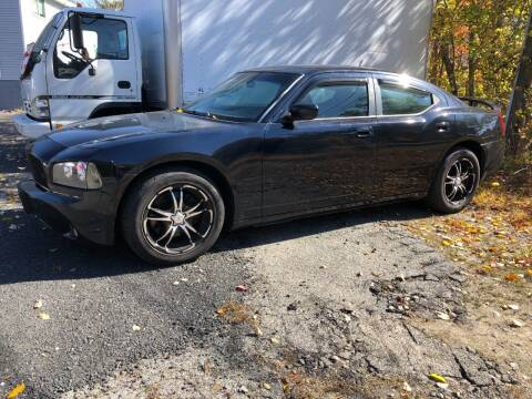 2006 Dodge Charger for sale at Perrys Auto Sales & SVC in Northbridge MA