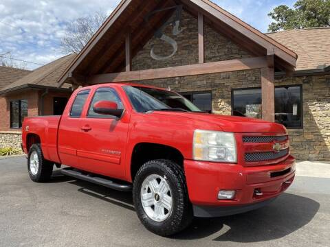 2011 Chevrolet Silverado 1500 for sale at Auto Solutions in Maryville TN