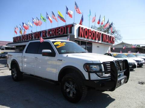 2011 Ford F-150 for sale at Giant Auto Mart 2 in Houston TX
