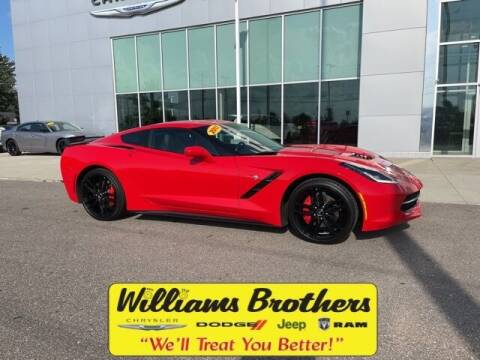 2015 Chevrolet Corvette for sale at Williams Brothers - Pre-Owned Monroe in Monroe MI