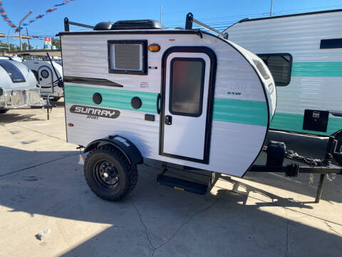 2022 SUNSET PARK RV SUNRAY 109 for sale at ROGERS RV in Burnet TX