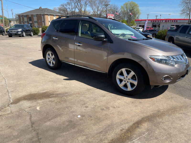 2010 Nissan Murano for sale at TOWER AUTO MART in Minneapolis MN