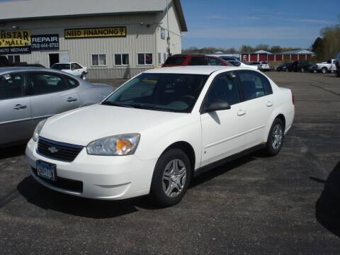 2007 Chevrolet Malibu for sale at North Star Auto Mall in Isanti MN
