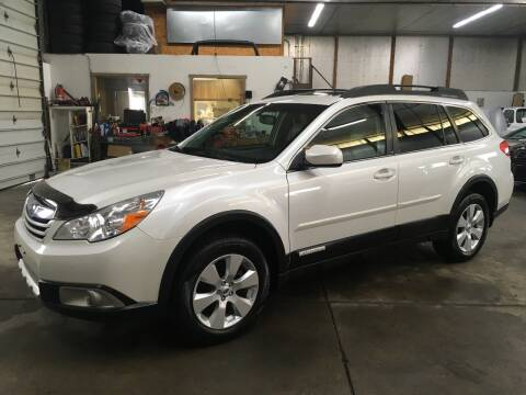 2012 Subaru Outback for sale at T James Motorsports in Gibsonia PA