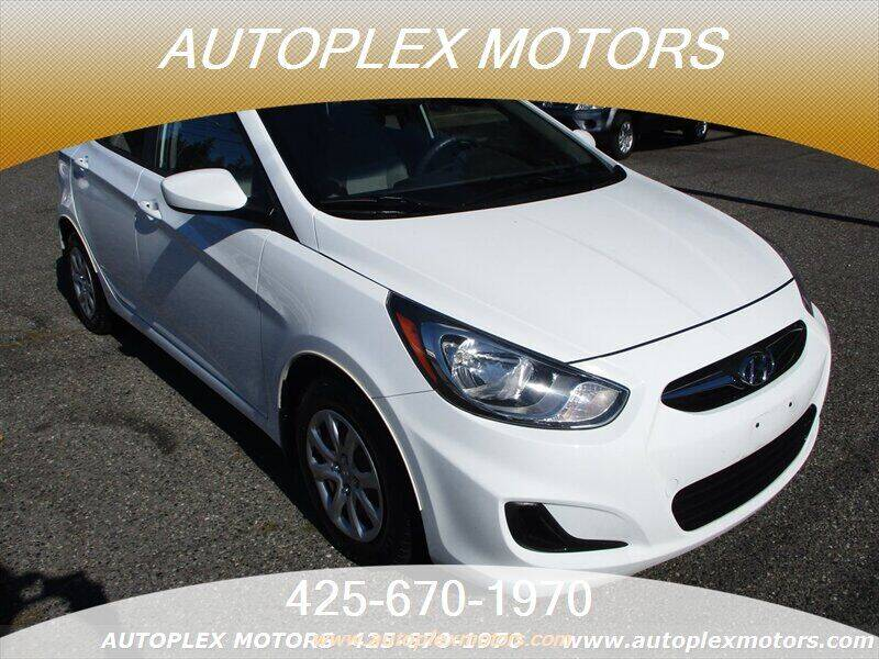 2014 Hyundai Accent for sale in Lynnwood, WA