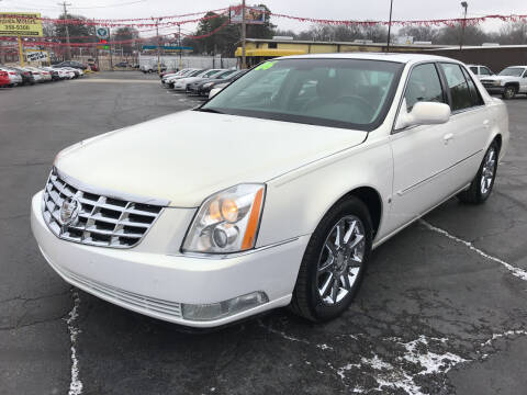 2006 Cadillac DTS for sale at IMPALA MOTORS in Memphis TN