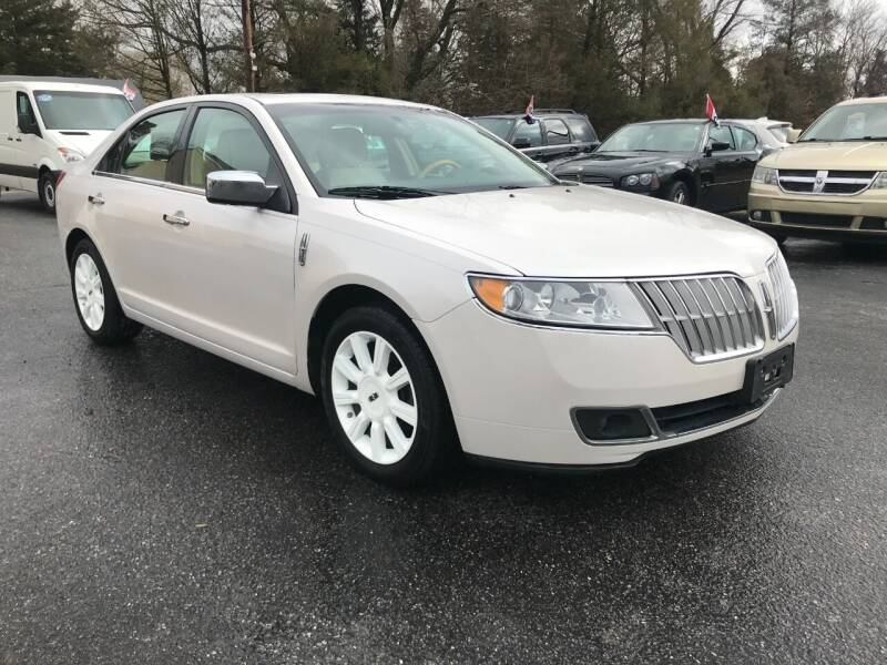 2011 Lincoln MKZ for sale at 303 Cars in Newfield NJ