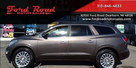 2010 Buick Enclave for sale at Ford Road Motor Sales in Dearborn MI