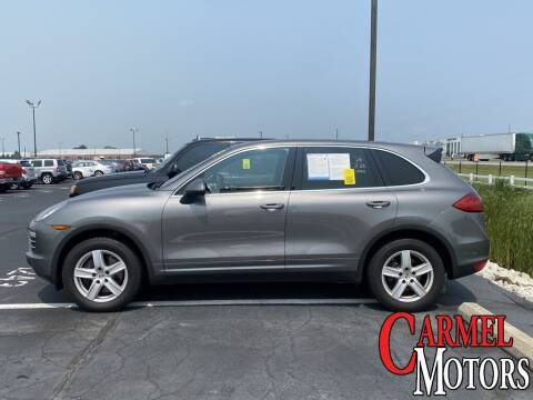 2013 Porsche Cayenne for sale at Carmel Motors in Indianapolis IN
