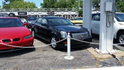 2005 Cadillac CTS for sale at Autos Inc in Topeka KS