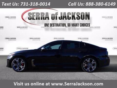 2019 Kia Stinger for sale at Serra Of Jackson in Jackson TN