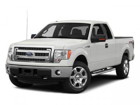 2014 Ford F-150 for sale at BEAMAN TOYOTA in Nashville TN