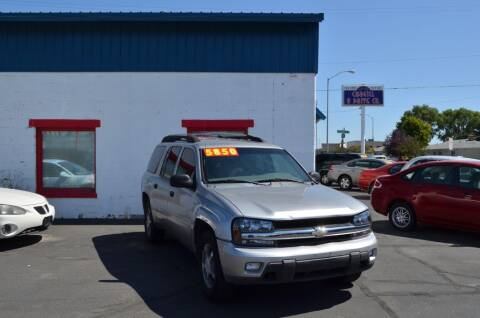2006 Chevrolet TrailBlazer EXT for sale at CARGILL U DRIVE USED CARS in Twin Falls ID