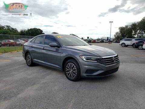 2019 Volkswagen Jetta for sale at GATOR'S IMPORT SUPERSTORE in Melbourne FL