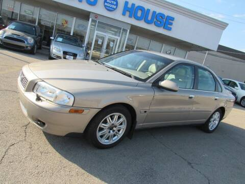 2004 Volvo S80 for sale at Auto House Motors in Downers Grove IL