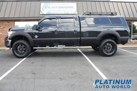 2012 Ford F-350 Super Duty for sale at Platinum Auto World in Fredericksburg VA