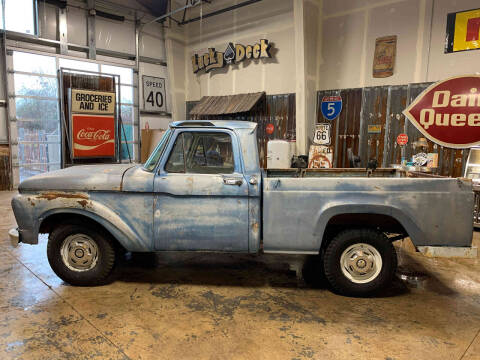 1963 Ford F-100 for sale at Cool Classic Rides in Redmond OR