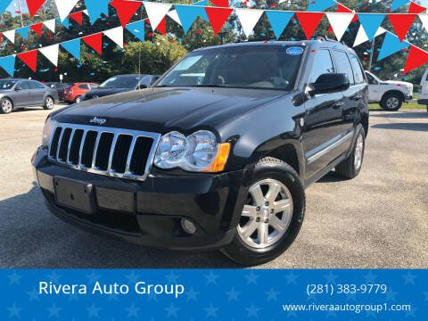 2009 Jeep Grand Cherokee for sale at Rivera Auto Group in Spring TX