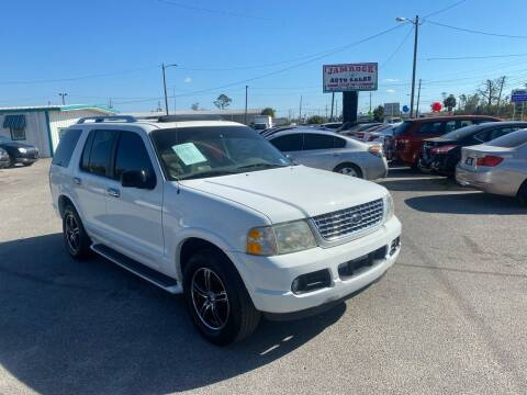 2003 Ford Explorer for sale at Jamrock Auto Sales of Panama City in Panama City FL