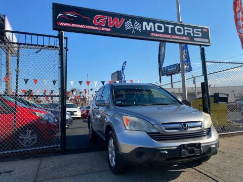 2007 Honda CR-V for sale at GW MOTORS in Newark NJ